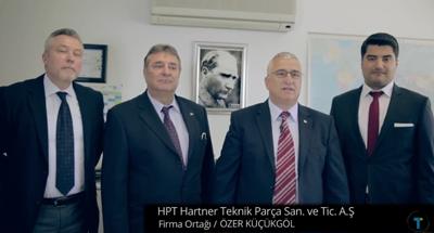 HPT Hartner Teknik Parça San. ve Tic. A.Ş.