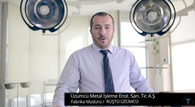 Üzümcü Metal İşleme Enst. San. Tic. A.Ş.
