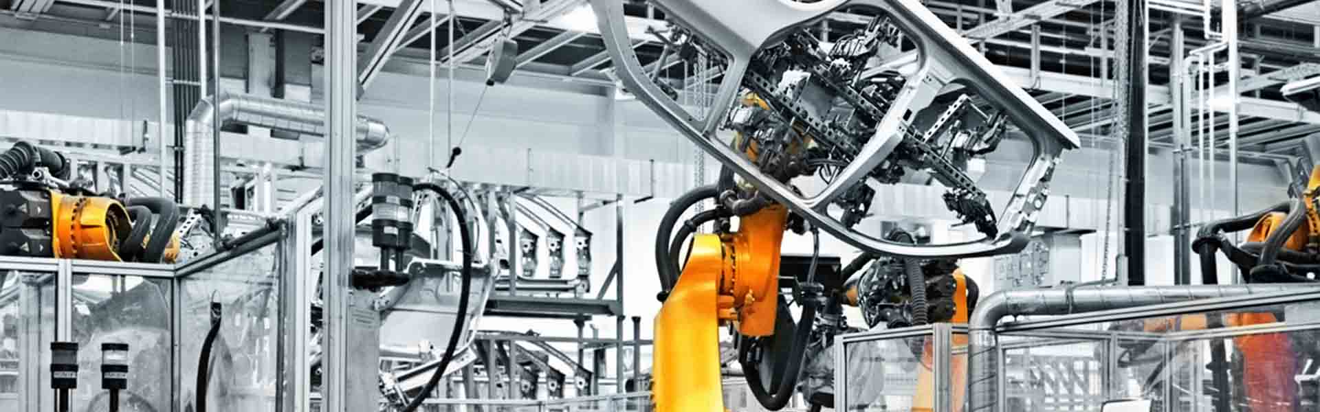 Robot Automation Solutions suitable for all kinds of production by Tezmaksan
