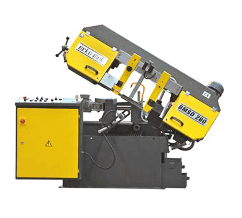 Beka-Mak BMSO 280 Universal Mafsallı Şerit Testere