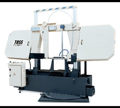 Beka-Mak BMSY-550G Universal Sütunlu Yarı Otomatik Açılı Kesim Şerit Testere