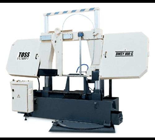 Beka-Mak BMSY-800G Universal Sütunlu Yarı Otomatik Açılı Kesim Şerit Testere