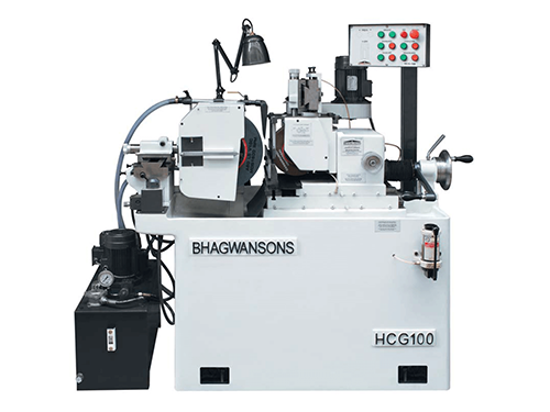 Bhagwansons HCG100 Puntasız Taşlama Tezgahı (1-75 mm)