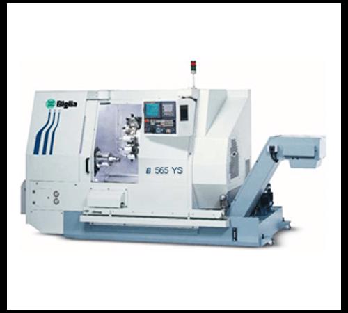 Biglia B565YS CNC Yatay Torna Tezgahı