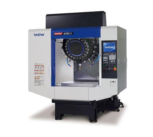 Brother S700X2 CNC Dikey İşleme Merkezi