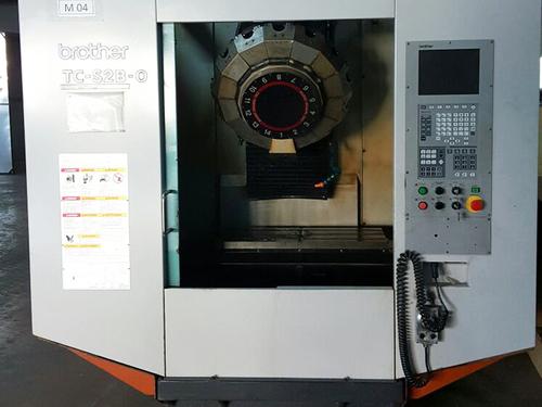 BROTHER TC-S2B CNC İşleme Merkezi -T