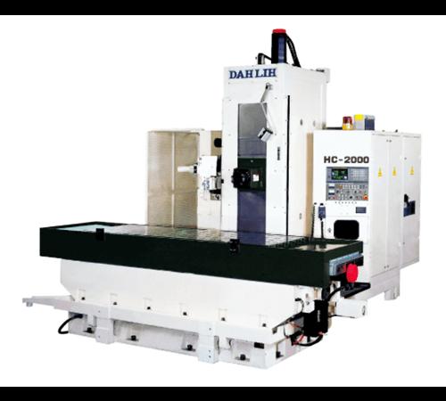 Dahlih HC-2000 CNC Yatay İşleme Merkezi