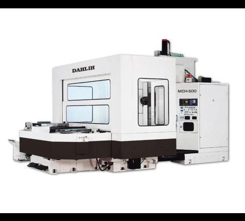 Dahlih MCH-500 CNC 500x500 mm Yatay İşleme Merkezi