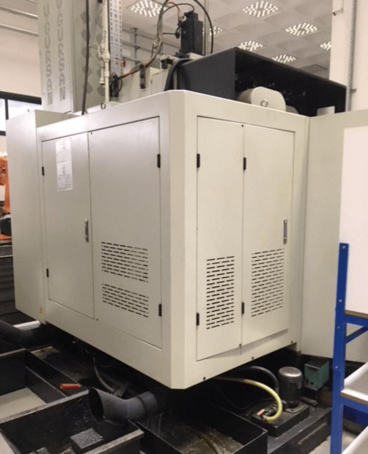 DAHLIH MCV-1020BA CNC 5 Eksen Dik İşleme Merkezi - T