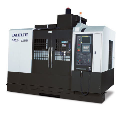 Dahlih MCV-1200 CNC Dikey İşleme Merkezi