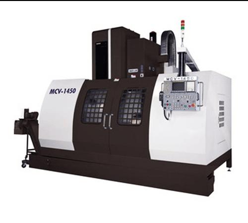 Dahlih MCV-1450 CNC Dikey İşleme Merkezi
