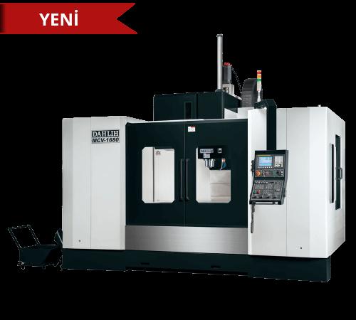 Dahlih MCV-1680 CNC Dikey İşleme Merkezi