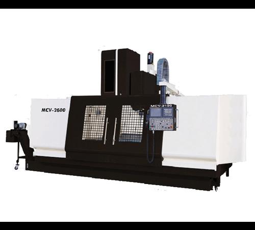 Dahlih MCV-2600 CNC Dikey İşleme Merkezi