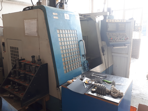 DAHLIH MCV-720 CNC Dik İşleme Tezgahı -M