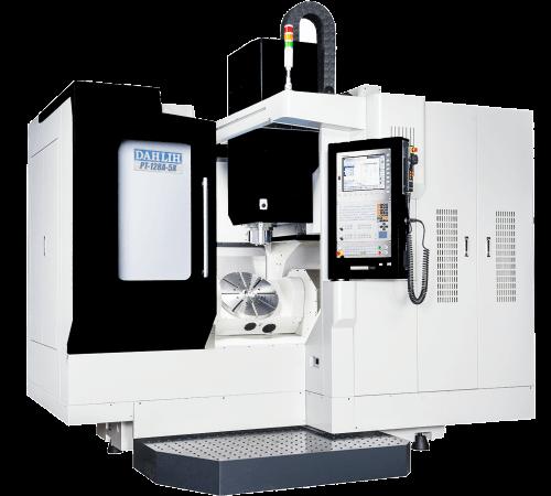 Dahlih PT128A-5X CNC 5 Eksen işleme Merkezi