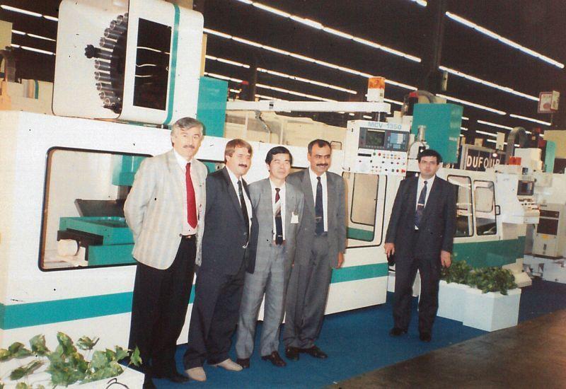 EMO Milano Fuarı, 1991
