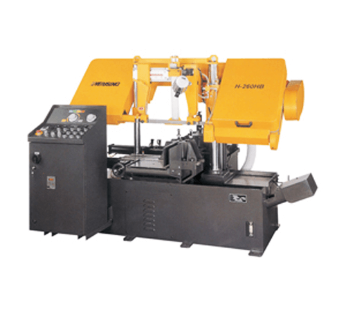 Everising H-460HA CNC Sütunlu Tam Otomatik Şerit Testere