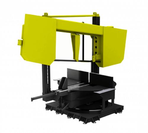 Everising HW700/1100II Universal Sütunlu Yarı Otomatik Şerit Testere