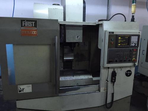 FİRST MCV 300 CNC İŞLEME MERKEZİ - T