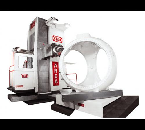 Fpt AREA EV-8 CNC 5 Eksenli İşleme Merkezi