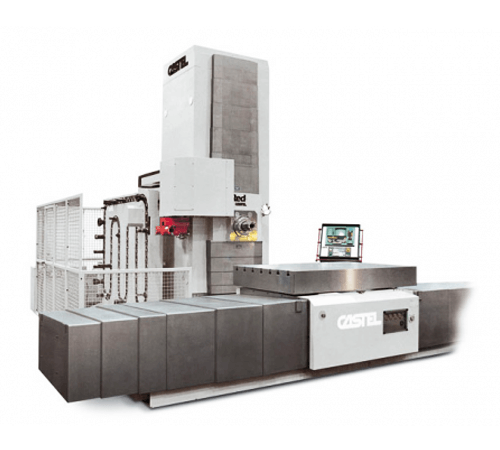 Fpt CASTEL-RED CNC Yatay İşleme Merkezi