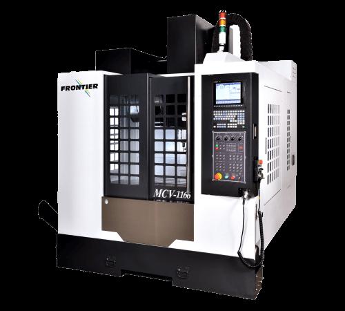 Frontier MCV-1166 CNC Dik İşleme Merkezi