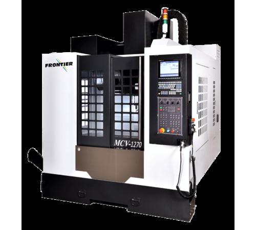 Frontier MCV 1270 CNC Dik İşleme Merkezi
