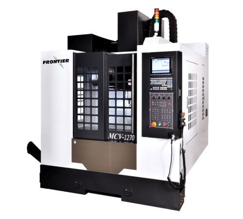 Frontier MCV 1270 CNC Dik Isleme Merkezi