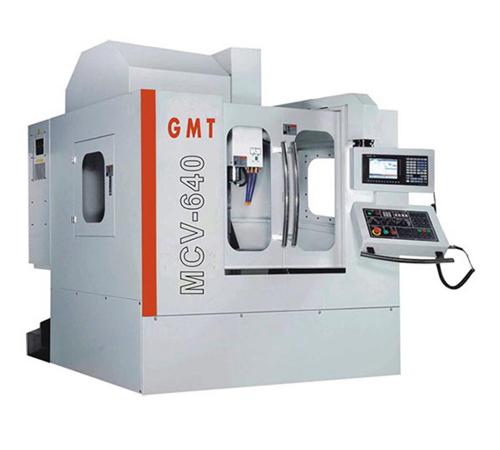 Frontier MCV-640 CNC Dik İşleme Merkezi