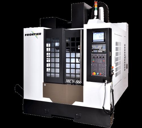 Frontier MCV-866 CNC Dik İşleme Merkezi