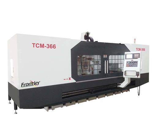 Frontier TCM-366 CNC Dik İşleme Merkezi