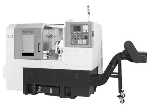 FRONTIER TZ-10 CNC Horizontal Lathe