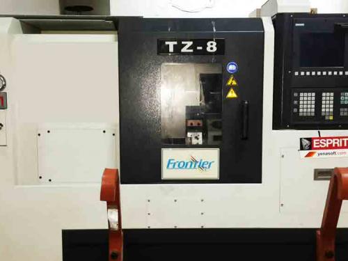 FRONTIER TZ-8 CNC TORNA TEZGAHI