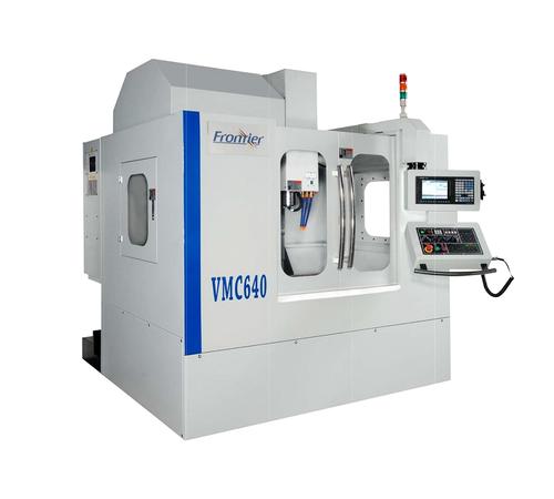 FRONTIER VMC 640 CNC İşleme Merkezi