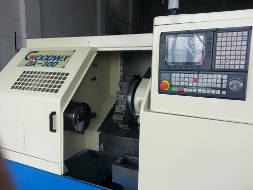 GA 300 GOODWAY CNC TORNA