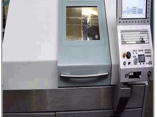 GILDEMEISTER NEF 400 MODEL CNC TORNA -T