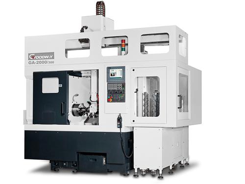 GOODWAY GA-2000/300 CNC Lathe