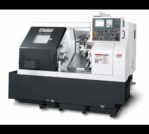 Goodway GA-2600 CNC 10