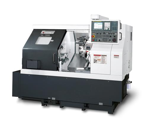 Goodway GA-2800 CNC 10