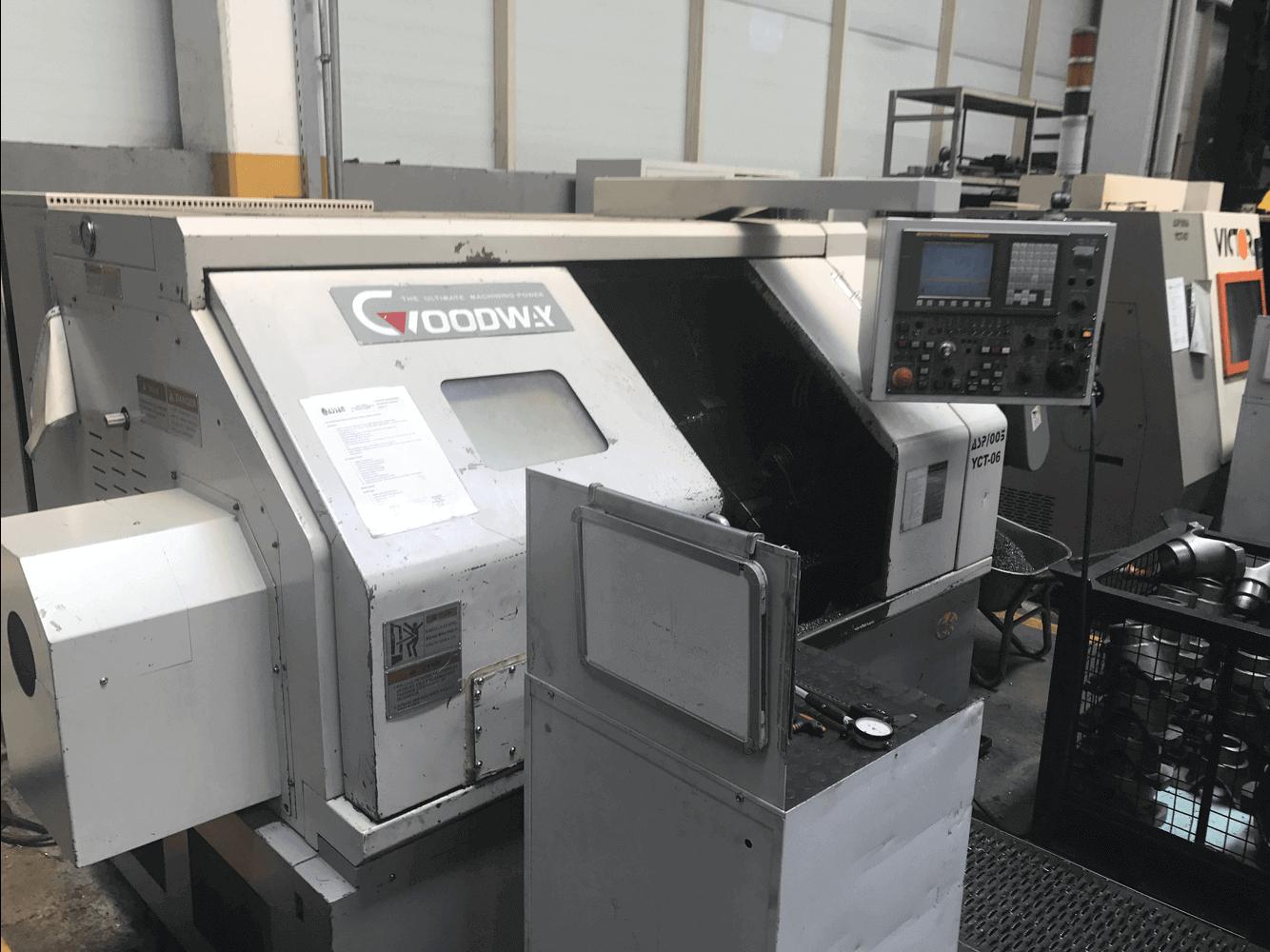 Goodway GA 330 CNC Torna