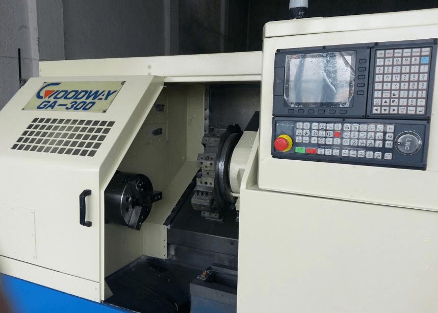 GOODWAY GA300 CNC TORNA TEZGAHI -T