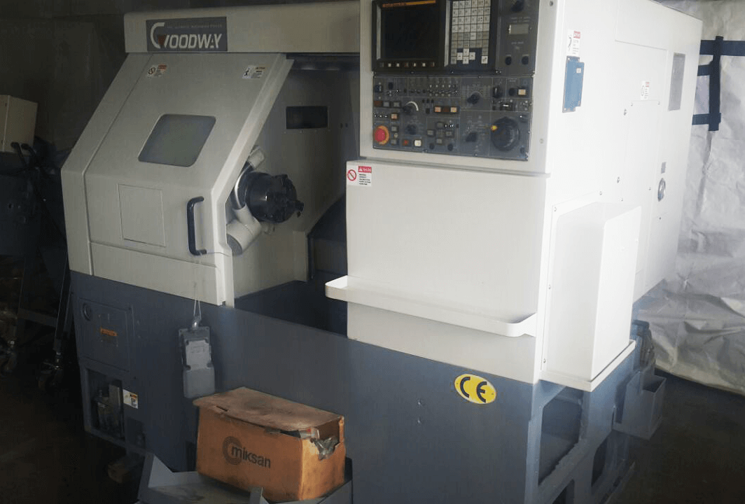GOODWAY GLS 150 CNC TORNA