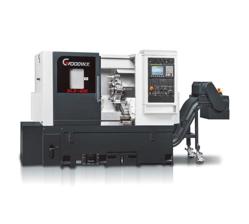 Goodway GLS-200 CNC Yatay Torna Tezgahı