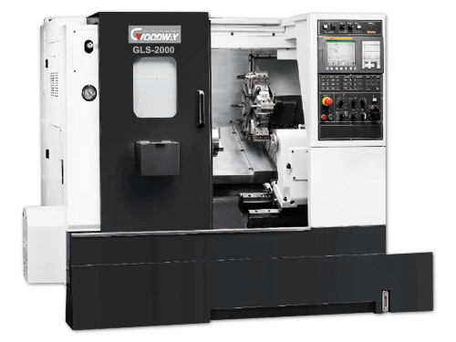 GOODWAY GLS-2000 Horizontal CNC Lathe