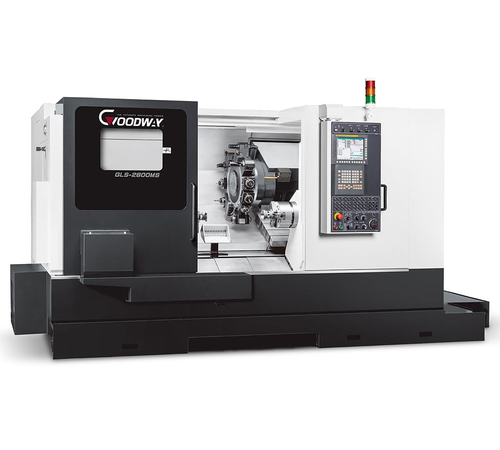 Goodway GLS-2800M CNC Torna Tezgahı