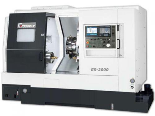Goodway GMS-2000 ST Tornalama Merkezi