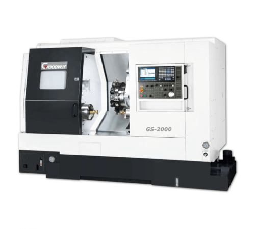 Goodway GS-2000 CNC 8