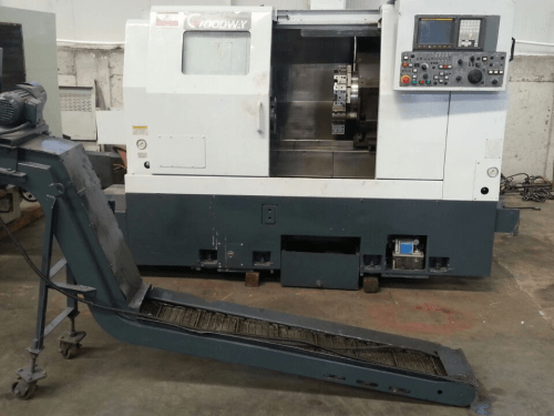GOODWAY GS 280 CNC TORNA