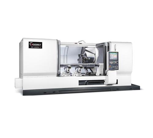 Goodway GS-4300 L CNC Torna Tezgahı
