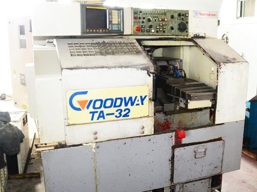 GOODWAY TA32 CNC TORNA TEZGAHI